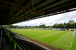A General View of The New Lawn prior to kick off - Mandatory by-line: Paul Roberts/JMP - 22/07/2017 - FOOTBALL - New Lawn Stadium - Nailsworth, England - Forest Green Rovers v Bristol Rovers - Pre-season friendly