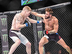Robert Whiteford (SCO) beat Paul Redmond (IRE) at the UFC Glasgow on Saturday, July 18 at The SSE Hydro, Glasgow. The UFC Fight Night 72 event was the first the promotion had been hosted in Scotland.