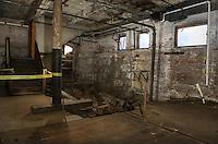 Franklin Mill restoration project with Bonnette, Page and Stone.  ©2016 Karen Bobotas Photographer