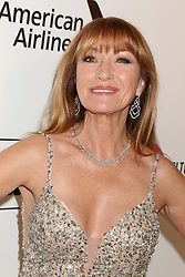 February 24, 2019 - West Hollywood, CA, USA - LOS ANGELES - FEB 24:  Jane Seymour at the Elton John Oscar Viewing Party on the West Hollywood Park on February 24, 2019 in West Hollywood, CA (Credit Image: © Kay Blake/ZUMA Wire)
