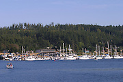 Lopez Island, San Juan Islands, Washington<br />