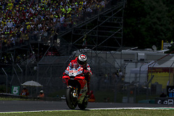 June 3, 2018 - Scarperia, Tuscany, Italy - Jorge Lorenzo  during race of  Italian Motogp at Mugello Circuit, Scarperia, Italy; (Credit Image: © Gaetano Piazzolla/Pacific Press via ZUMA Wire)