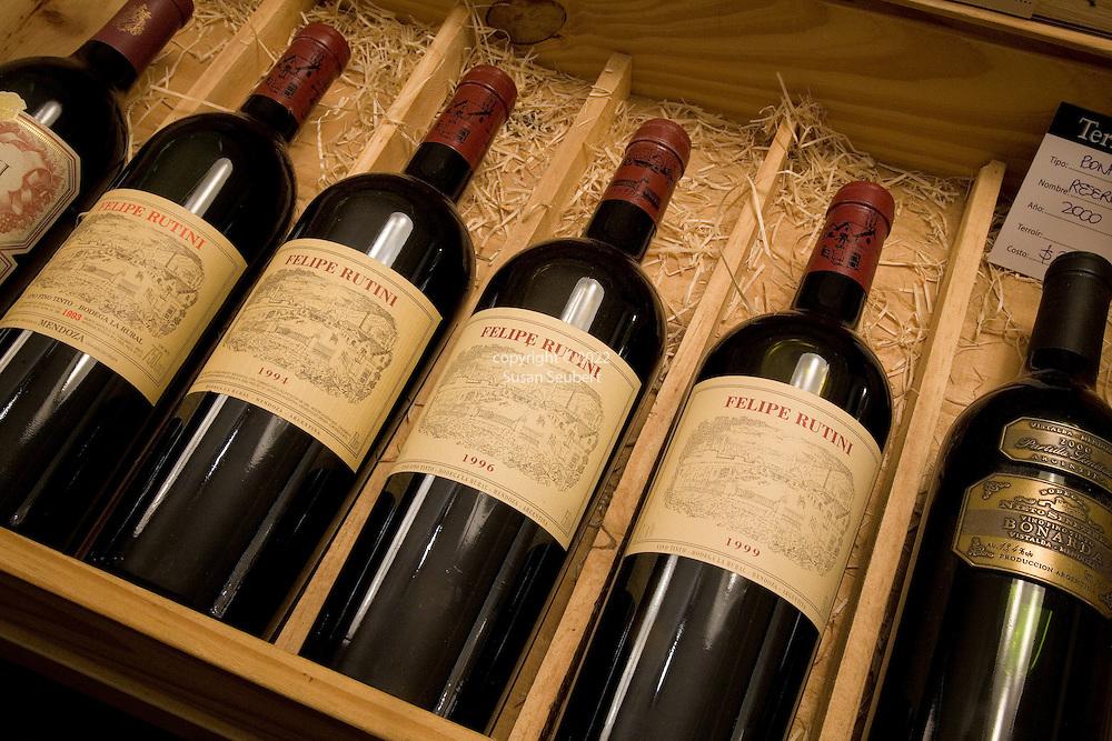 Argentian Wine at Terroir