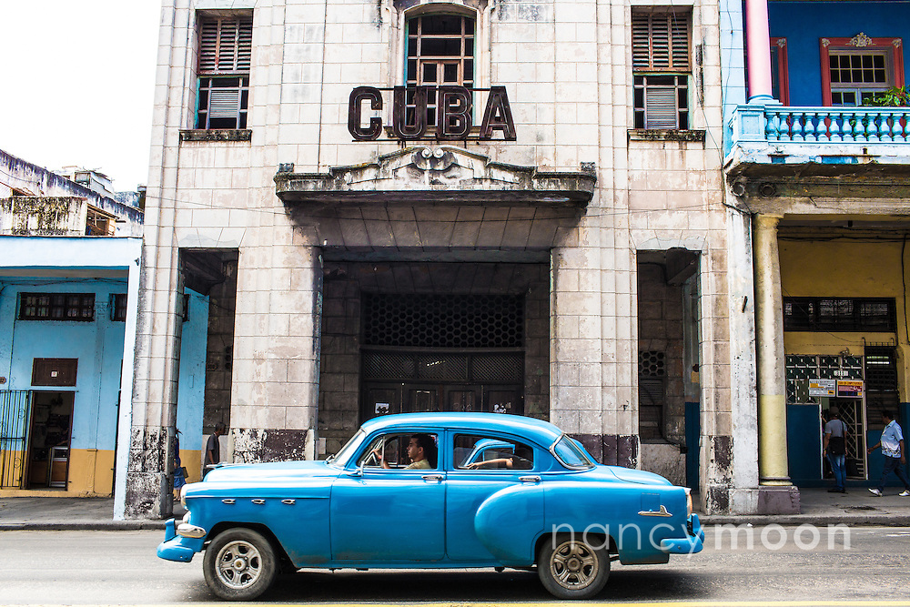 """You can stand in front of this historica building for a minute and a vintage car passes by.<br /> <br /> For all details about sizes, paper and pricing starting at $85, click """"Add to Cart"""" below."""