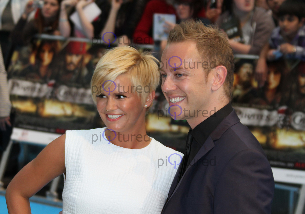 Kerry Katona Pirates Of The Caribbean: On Stranger Tides - UK Premiere, Westfield Shopping Centre, London, UK, 12 May 2011:  Contact: Rich@Piqtured.com +44(0)7941 079620 (Picture by Richard Goldschmidt)