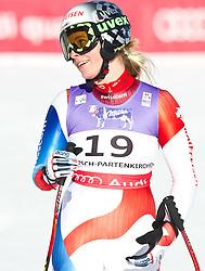 08.02.2011, Kandahar, Garmisch Partenkirchen, GER, FIS Alpin Ski WM 2011, GAP, Lady Super G, im Bild Lara GUT (SUI) // Lara GUT (SUI) during Women Super G, Fis Alpine Ski World Championships in Garmisch Partenkirchen, Germany on 8/2/2011, 2011, EXPA Pictures © 2011, PhotoCredit: EXPA/ J. Feichter