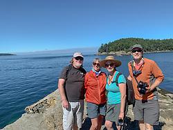 United States, Washington, San Juan Islands, Sucia Island
