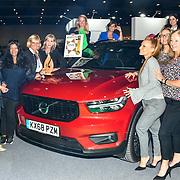 London Motor & Tech Show opening day