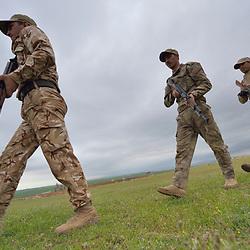 Christian militia, Iraq