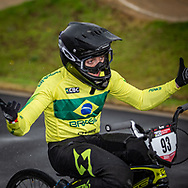 2021 UCI BMXSX World Cup<br /> Round 4 at Bogota (Colombia)<br /> Qualification Moto<br /> Last Chance<br /> ^we#93 STEVAUX CARNAVAL, Priscilla Andreia (BRA, WE) Shimano, Chase, Lead
