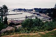 CS01185-16. Old Newport, Oregon. 1965