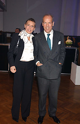 MASSIMO & SARA CARELLO at a party to celebrate the centenary of Montblanc held at Lindley Hall, Elverton Street, London SW1 on 9th March 2006.<br /><br />NON EXCLUSIVE - WORLD RIGHTS