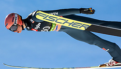 Karl Geiger (GER) during the Qualification round of the Ski Flying Hill Individual Competition at Day 1 of FIS Ski Jumping World Cup Final 2019, on March 21, 2019 in Planica, Slovenia. Photo by Matic Ritonja / Sportida