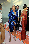 June 3, 2019-Brooklyn, New York-United States: Actress/Author/Media Personality Lala Anthony attends the 2019 CFDA Fashion Awards Red Carpet held at the Brooklyn Museum on June 3, 2019 in the Brooklyn section of New York City. The most influential designers, editors and VIP's gather for one of the biggest awards shows in the fashion world.  (photo by terrence jennings/terrencejennings.com)