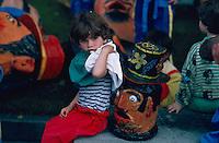 Portugal. Carnaval a Braga. // Portugal. Braga Carnival.