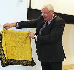 Dunfermline museum opening,Dunfermline, 6-9-2017<br /> <br /> Provist Jim Leishman<br /> <br /> (c) David Wardle | Edinburgh Elite media