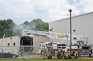 2 Alarm Fire in Burlington, New Jersey