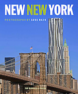 """""""New New York"""" Signed, Photographs by Jake Rajs, Published by Random House, Monacelli Press, introduction by Philip Nobel<br /> <br /> New New York celebrates the newest landmarks of New York—Time Warner Center, Hearst Tower, Brooklyn Bridge Park, The High Line, and more—placing them in the context of the famous and beloved highlights of the city—Rockefeller Center, Brooklyn Bridge, Central Park, Lincoln Center, Metropolitan Museum of Art, Times Square.<br />  <br /> Award-winning photographer Jake Rajs captures these sites with remarkable color, clarity, and spirit, proclaiming the innovation of the newest of New York and this nostalgia of the old. An essay by architecture critic Philip Nobel offers a lively commentary to set the scene for Rajs's compelling visual presentation. This wide-ranging portfolio is a vibrant portrait of the energy and creativity that make New York a true world capital."""