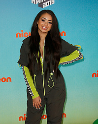 March 23, 2019 - Los Angeles, CA, USA - LOS ANGELES, CA - MARCH 23: Devenity Perkins attends Nickelodeon's 2019 Kids' Choice Awards at Galen Center on March 23, 2019 in Los Angeles, California. Photo: CraSH for imageSPACE (Credit Image: © Imagespace via ZUMA Wire)