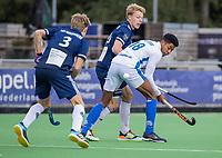 AMSTELVEEN - Terrance Pieters (Kampong)     tijdens   hoofdklasse hockeywedstrijd mannen, Pinoke-Kampong (2-5) . COPYRIGHT KOEN SUYK