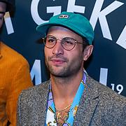 NLD/Amsterdam/20191114 - Uitreiking Esquires Best Geklede Man 2019,<br /> Danny Roumimper