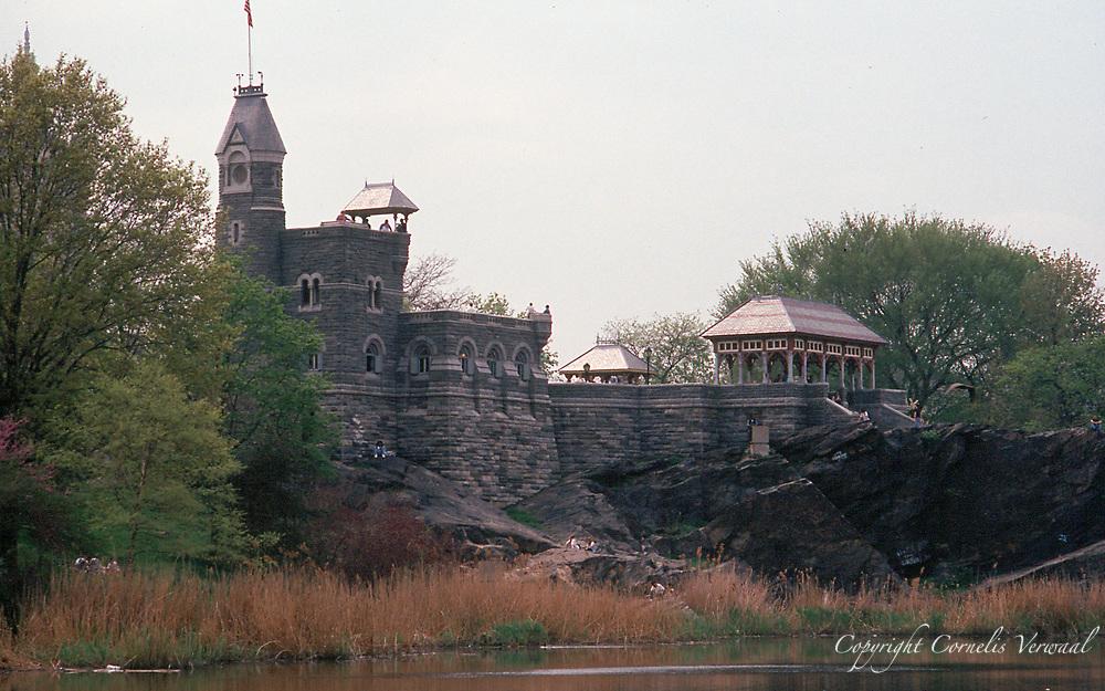 Belvedere Castle in Central Park