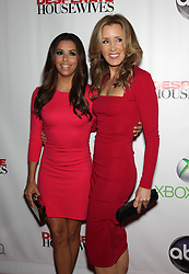 April 29, 2012 - Hollywood, California, U.S. - EVA LONGORIA & FELICITY HUFFMAN arrives for the ''Desperate Housewives'' Finale Party at the W Hotel. (Credit Image: © Lisa O'Connor/ZUMAPRESS.com)