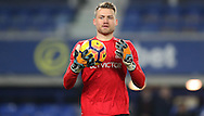 Simon Mignolet of Liverpool before the English Premier League match at Goodison Park, Liverpool. Picture date: December 19th, 2016. Photo credit should read: Lynne Cameron/Sportimage