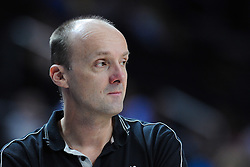 Jure Zdovc, head coach of Slovenia during friendly match between National Teams of Slovenia and Greece before World Championship Spain 2014 on August 17, 2014 in Kaunas, Lithuania. Photo by Robertas Dackus / Sportida.com