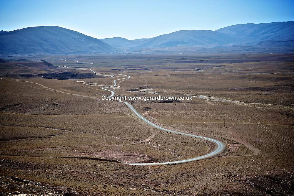 Day 07. Midelt - Ouarzazate