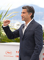 Director Asif Kapadia at Diego Maradona film photo call at the 72nd Cannes Film Festival, Monday 20th May 2019, Cannes, France. Photo credit: Doreen Kennedy