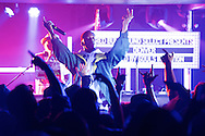 Goldlink performs at Red Bull Sound Select Presents Denver at the 1UP on Colfax in Denver, CO, USA, on 11 December, 2014.