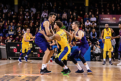 November 1, 2018 - Barcelona, Barcelona, Spain - In actions during EuroLeague match between FC Barcelona Lassa and Maccabi Fox Tel Aviv  on November 01, 2018 at Palau Blaugrana, in Barcelona, Spain. (Credit Image: © AFP7 via ZUMA Wire)