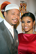 l to r: Terrence Howard and Taraji P. Henson at The Celebration of the Return of The Soul Train Awards and the Premiere of Centric Presents: 2009 Soul Train Awards held at La Pomme on Octobert 19, 2009. Terrence Jennings/Retna, Ltd