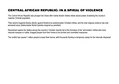 Central African Republic: In a Spiral of Violence