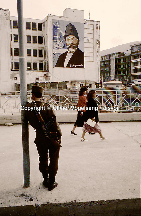 Afghanistan. Kabul.