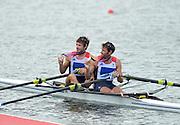 Eton Dorney, Windsor, Great Britain,..2012 London Olympic Regatta, Dorney Lake. Eton Rowing Centre, Berkshire.  Dorney Lake.  ...13:02:00  Saturday  04/08/2012 [Mandatory Credit: Peter Spurrier/Intersport Images]