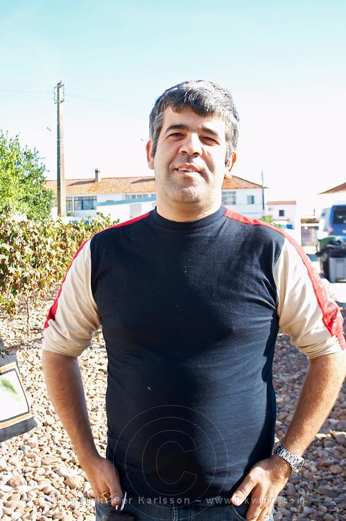 Paulo Amarel, Adega Jose de Sousa Rosado Fernandes alentejo portugal