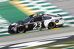 July 13, 2018 - Sparta, Kentucky, United States of America - JJ Yeley (23) brings his race car down the front stretch during practice for the Quaker State 400 at Kentucky Speedway in Sparta, Kentucky. (Credit Image: © Chris Owens Asp Inc/ASP via ZUMA Wire)