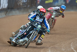 May 12, 2018 - Warsaw, Poland - Matej Zagar (SLO) during 1st round of Speedway World Championships Grand Prix Poland in Warsaw, Poland, on 12 May 2018. (Credit Image: © Foto Olimpik/NurPhoto via ZUMA Press)