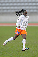 Marina Makanza  - 20.12.2014 - PSG / Montpellier - 14eme journee de D1<br /> Photo : Andre Ferreira / Icon Sport