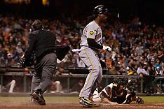 20110808 - Pittsburgh Pirates at San Francisco Giants (MLB Baseball)