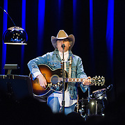 WASHINGTON, DC - June 21st,  2013 -  Country music superstar Dwight Yoakam performs an intimate show at the 9:30 Club in Washington, D.C. Over the course of his career Yoakam has sold more than 25 million records, including five Billboard #1 Albums, 12 Gold Albums, and 9 Platinum Albums. (Photo by Kyle Gustafson/For The Washington Post)