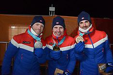 PyeongChang '18: Cross Country Skiing Men - 11 February 2018