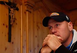 13.10.2010, Hotel Erhart, Sölden, AUT, Didier Cuche, Fototermin, im Bild Skifahrer Didier Cuche (SUI), im Portrait, EXPA Pictures © 2010, PhotoCredit: EXPA/ J. Feichter