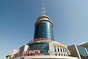 Modern architekture in Astana, Kazakhstan
