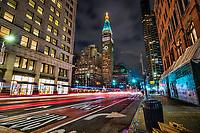 West 23rd Street & Metropolitan Life (MetLife) Tower