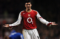 Photo: Javier Garcia/Back Page Images<br />Arsenal v Chelsea, FA Barclays Premiership, Highbury 12/12/04<br />Jose Antonio Reyes