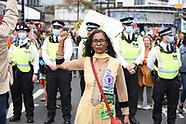 Extinction Rebellion march