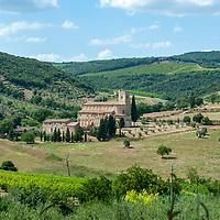 Montalcino - Tuscany - Italy